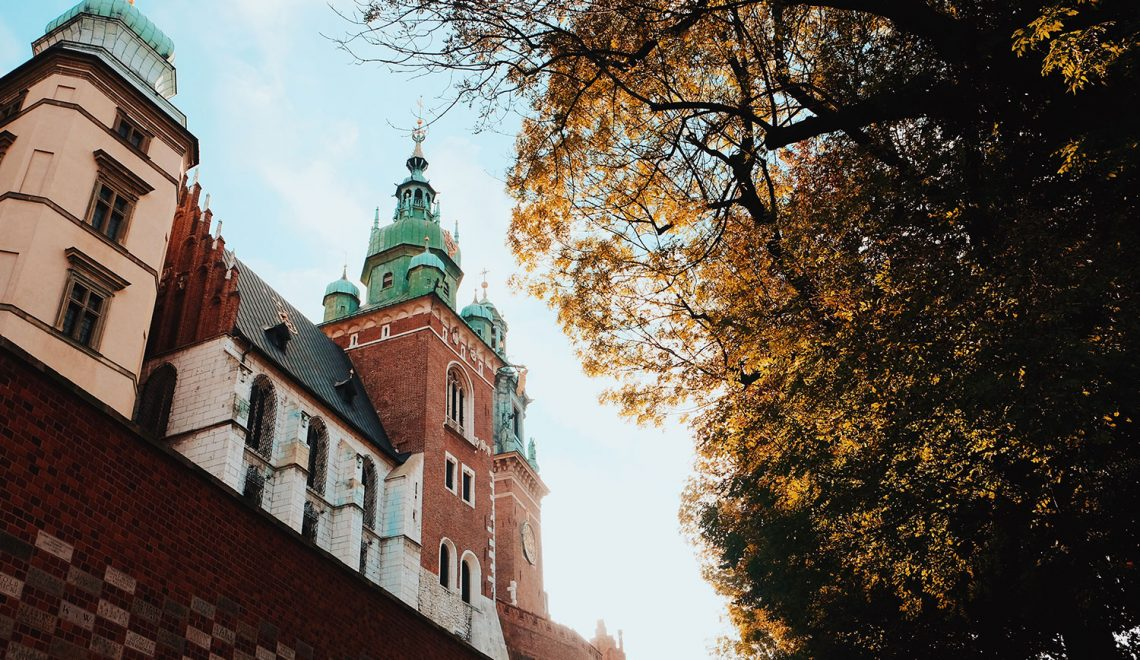 Un week-end d'automne à Cracovie