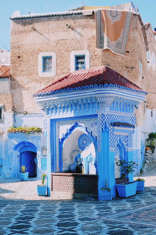 Chefchaouen, la ville bleue - Maroc