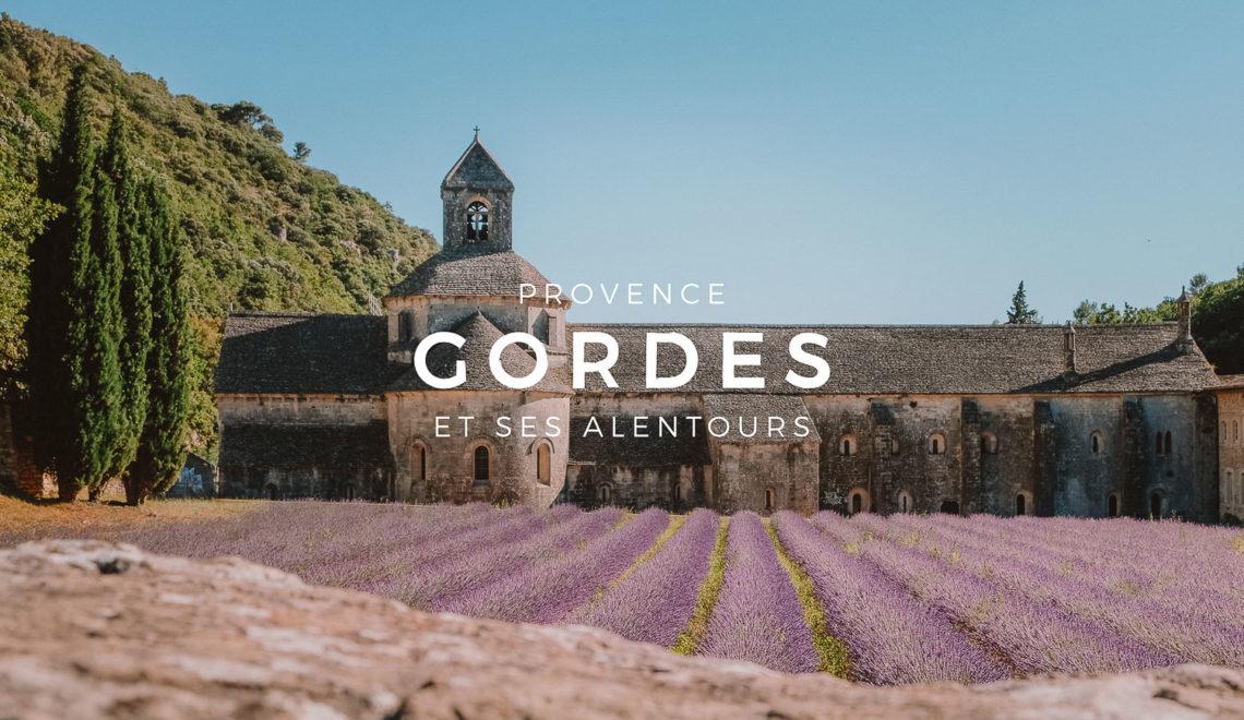 Luberon : Gordes, l'Abbaye de Sénanque et les Bories