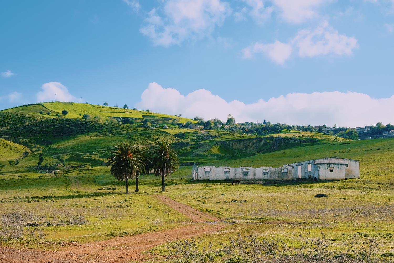Vallée du Rif - Maroc