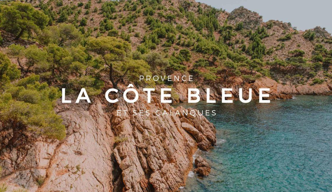 Les Calanques de la Côte Bleue : Méjean, Niolon, La Redonne